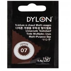 FARBA DO TKANIN DYLON COFFEE