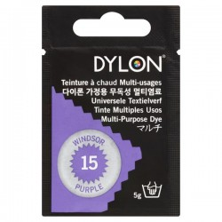 FARBA DO TKANIN DYLON WINDSOR PURPLE