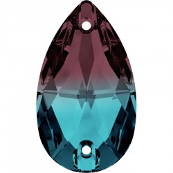 Burgundy Blue Zircon