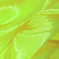 SATIN CHIFFON EX TROPIC LIME