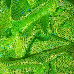DISCO LYCRA APPLE GREEN