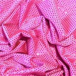 DOTT LYCRA ELECTRIC PINK