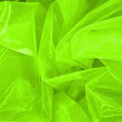 ORGANZA EX APPLE GREEN