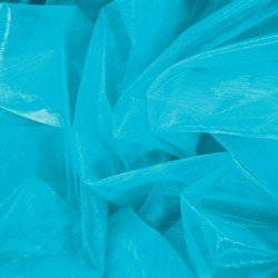 ORGANZA EX TURQUOISE