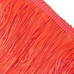 FRINGE EX FLUORESCENT RED