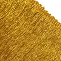 FRINGE EX METALIC GOLD