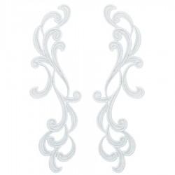 ARIA MOTIF CC WHITE