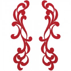 ARIA MOTIF CC RED