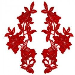 AMOUR MOTIF CC RED