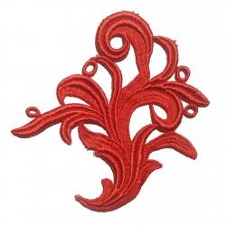 TAMARA MOTIF CC RED