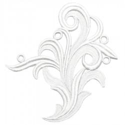 TAMARA MOTIF CC WHITE