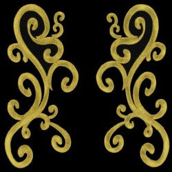 ROYAL MOTIF CC GOLD