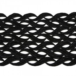 TIFFANY RIBBON CC BLACK