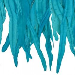 LARGE COQUE FRINGE CC BLUE ZIRCON