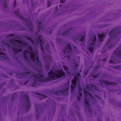 OSTRICH FEATHERS FRINGES 3PLY CC HOT MAGENTA