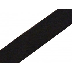 SATIN BINDING BLACK