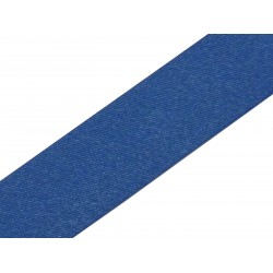 SATIN BINDING DIAMOND BLUE