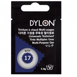 PAINT FOR FABRICS DYLON NAVY
