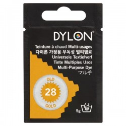PAINT FOR FABRICS DYLON OLD GOLD