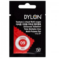 PAINT FOR FABRICS DYLON PAGODA RED