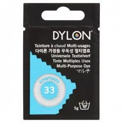 PAINT FOR FABRICS DYLON KINGFISHER