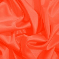 STRETCH SATIN FLUORESCENT TANGO