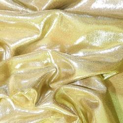 METALLIC LYCRA SILVER/GOLD