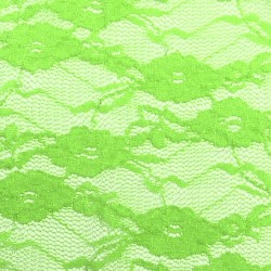 LACE AZALIA APPLE GREEN