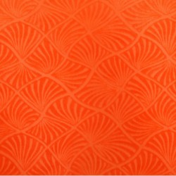 SEASHELLS VELVET CC ORANGE