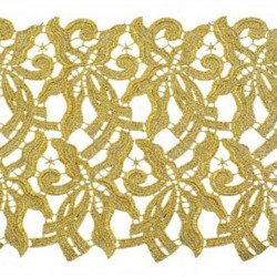 CLAIRE RIBBON DSI GOLD