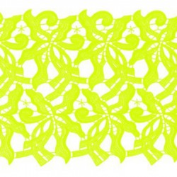 CLAIRE RIBBON DSI LIME