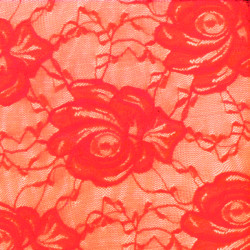 LACE ROSA RED