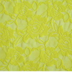 LACE ROSALIN TROPIC LIME