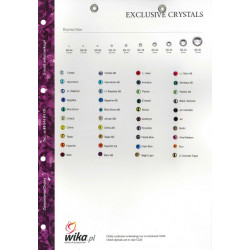 CATALOG EXCLUSIVE CRYSTALS