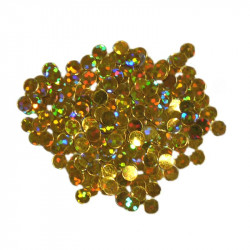 SEQUINS HOLOGRAM GOLD
