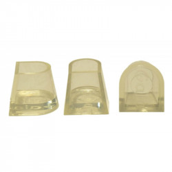 HEEL PROTECTORS FLARE THICK