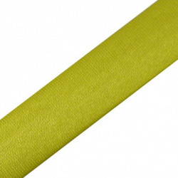 SATIN BINDING SASSY YELLOW