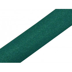 SATIN BINDING GREEN