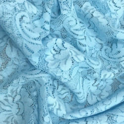 LACE FLOWER CC ICE BLUE