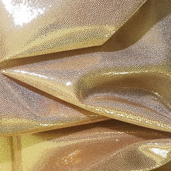 METALLIC LYCRA GOLDEN SHADOW