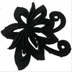 ANASTASIA MOTIF CC BLACK