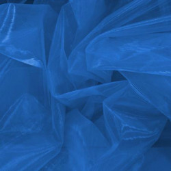 ORGANZA EX ELECTRIC BLUE