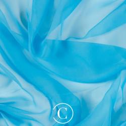 GEORGETTE CC BLUE PARADISE LUX