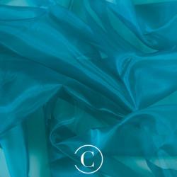 ORGANZA CC  BLUE ZIRCON