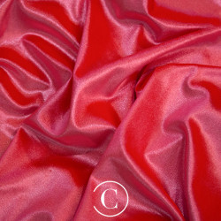 GLOSS VELVET CC FLUORESCENT RED