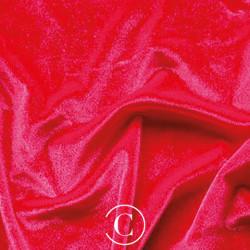 SMOOTH VELVET CC FLUORESCENT RED