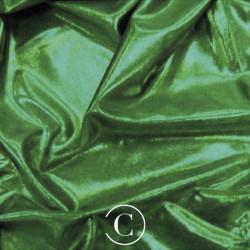 METALLIC LYCRA CC EMERALD/GREEN