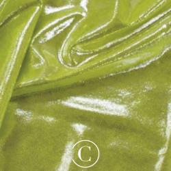 METALLIC LYCRA CC SILVER/TROPIC LIME