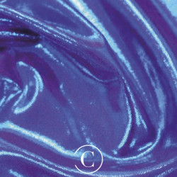 METALLIC LYCRA CC TURQUOISE/PURPLE