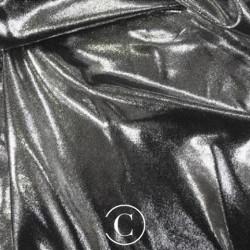 METALLIC LYCRA CC SILVER/BLACK